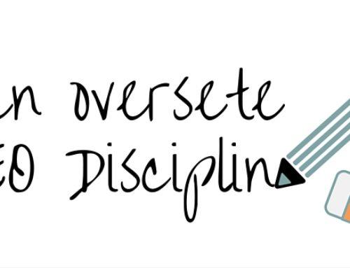 Den oversete SEO disciplin