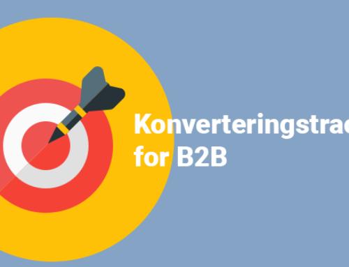 Mål dine konverteringer med Google AdWords -B2B
