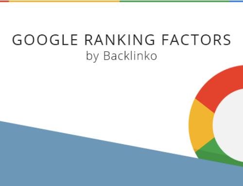 Infografik: Google SEO ranking factors